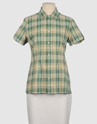 Ralph Lauren Short Sleeve Shirts Emerald Green