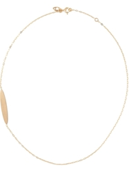 Small 'Nomade' Necklace Metallic