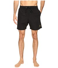 Body Glove Bust A Move Volley Boardshorts Black Men's Shorts