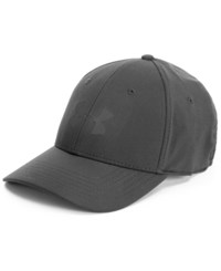 Under Armour Headline Stretch Fit Hat Charcoal Charcoal