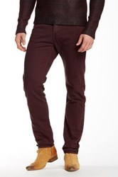 The Kooples Regular Fit Sport Jean Red