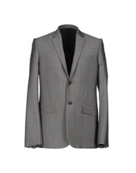Balenciaga Suits And Jackets Blazers Men Grey