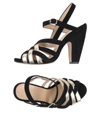 Tila March Sandals Platinum