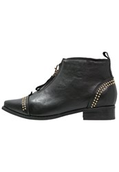 Shoe The Bear Anna Ankle Boots Black