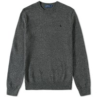 Polo Ralph Lauren Classic Crew Knit Grey