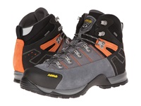 Asolo Fugitive Gtx Mm Grey Black Mandarin Men's Shoes Gray