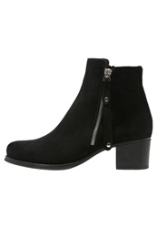 Kmb Petra Ankle Boots Negro Black