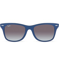 Ray Ban Blue Wayfarer Sunglasses Rb4195