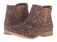 Roxy Austin Cheetah Print Women's Boots Animal Print