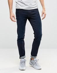 Boss Orange 72 Skinny Fit Jeans Dark Wash Dark Wash Blue