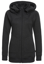 Burton Minx Fleece True Black Heather