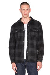 Ever Chuy Shirt Jacket Black