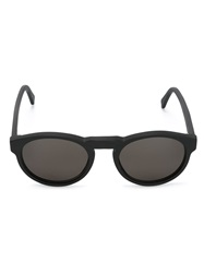 Retrosuperfuture Retro Super Future 'Paloma' Sunglasses Black