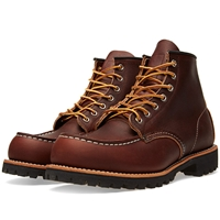 Red Wing Shoes Red Wing 8146 Heritage Work 6' Moc Lug Boot Briar Oil Slick