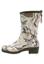 Aigle Wellies Offwhite Off White