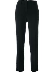 Incotex Slim Fit Trousers Black