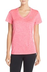 Women's Under Armour 'Twisted Tech' Tee Harmony Red
