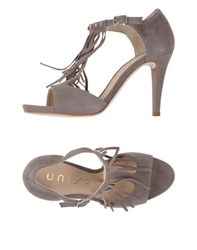 Unisa Footwear Sandals Women Grey
