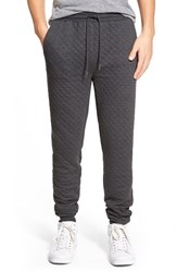 Men's Threads For Thought Quilted Jogger Pants Carbon