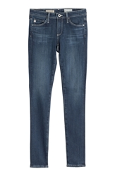 Adriano Goldschmied Ankle Length Jean Leggings