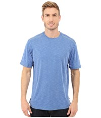 Tommy Bahama Paradise Around S S Tee Bright Cobalt Men's T Shirt Blue