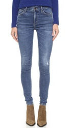 Citizens Of Humanity Rocket High Rise Skinny Jeans Taos