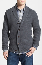 Wallin And Bros. Shawl Collar Cardigan Grimston