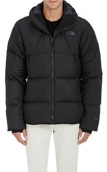 The North Face Men's Puffer Down Tech Fabric Jacket Black