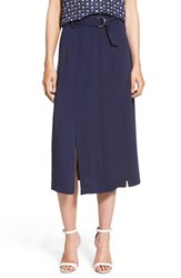 Trouve Women's Trouve Split Midi Skirt