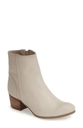 Manas Design 'Isa' Perforated Leather Bootie Women Avorio