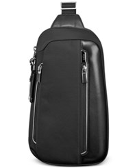 Tumi Men's Arrive Massena Sling Bag Black
