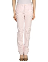 Harmont And Blaine Casual Pants Light Pink