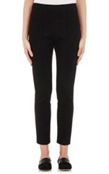 Tomorrowland Compact Knit Trousers Black