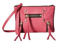 Botkier Logan Convertible Wristlet Beet Wristlet Handbags Red