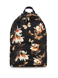 Givenchy Magnolia And Butterfly Print Backpack