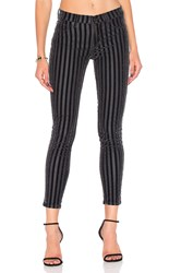 Hudson Jeans Nico Mid Rise Ankle Skinny Linear