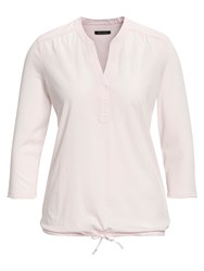 Marc O'polo T Shirt In Tunic Style Pink