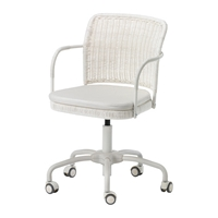 Gregor Swivel Chair Vittaryd White Ikea