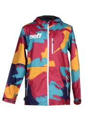 Neff Jackets Red