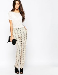 Selected Tomi Pants Blue