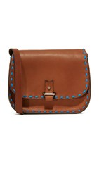 Lacontrie Rohan Cross Body Bag Brown