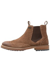 Superdry Brad Boots Tan
