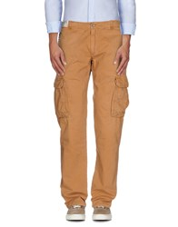40Weft Trousers Casual Trousers Men Camel