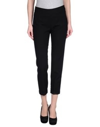 French Connection Casual Pants Black
