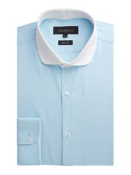 Limehaus End On End Shirt Aqua