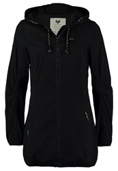 Ragwear Fiona Summer Jacket Black Jack