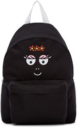 Joshua Sanders Black Barbamama Backpack