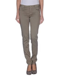 Sartoria Tramarossa Casual Pants Dove Grey