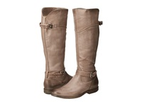 Frye Phillip Riding Grey Soft Vintage Leather Cowboy Boots Taupe