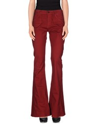 Citizens Of Humanity Trousers Casual Trousers Women Maroon